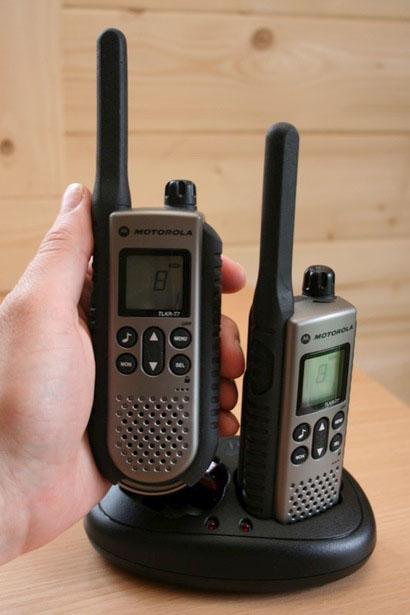 Mobilereviewcom Обзор рации Motorola TLKR T6