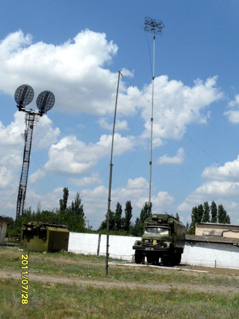 Фото и ТТХ военных радиолокаторов и релеек (30 шт.), Украина