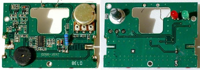 Из микросхем - только LM324