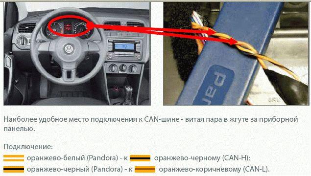 Китайские магнитолы в Polo Sedan