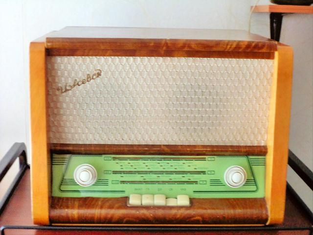 Радиола Ижевск, сделанная в