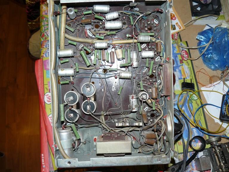 Сейчас ремонтирую Ригу-10