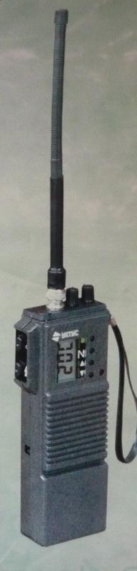 переносных радиостанций.