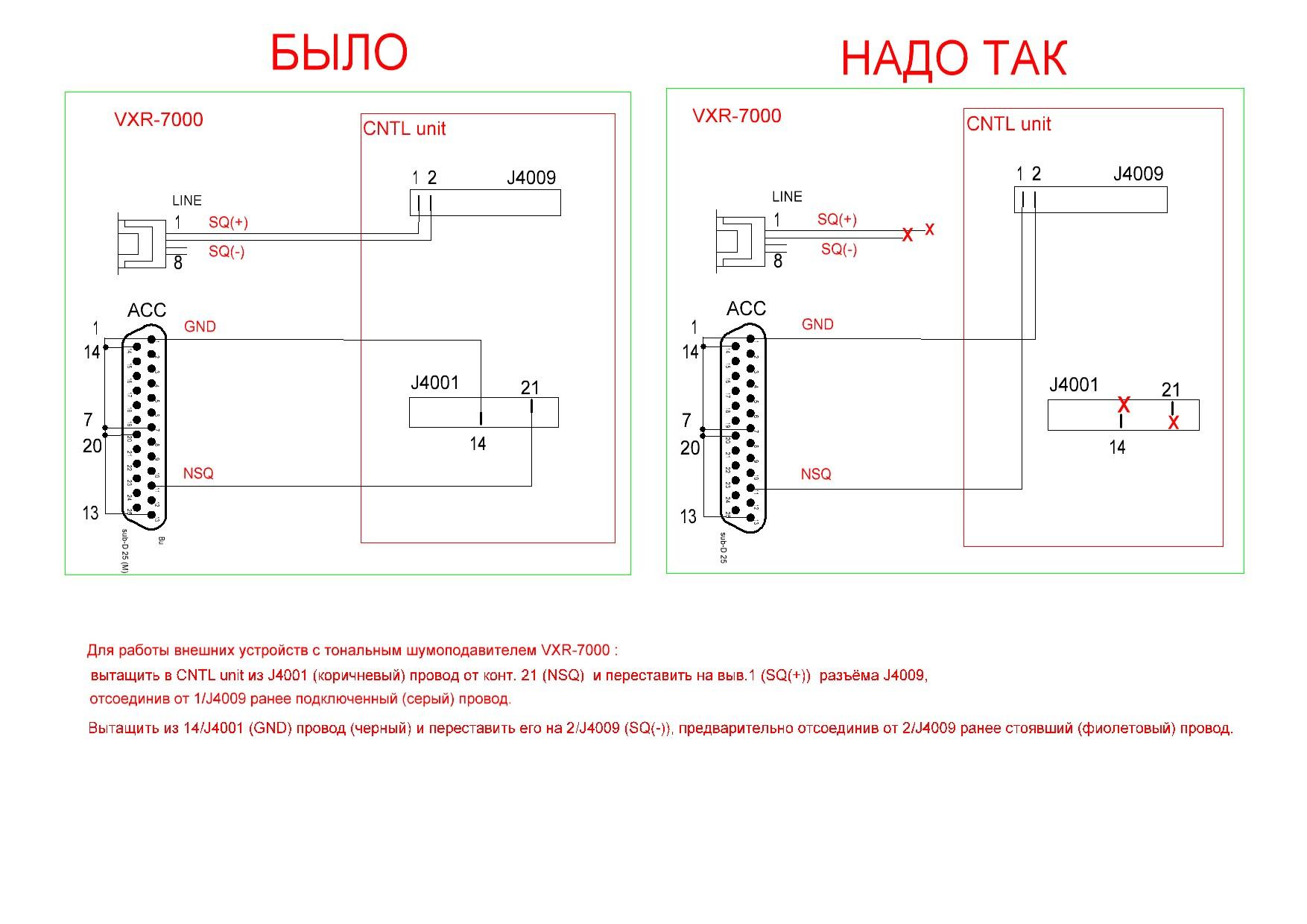 схема управления репитером