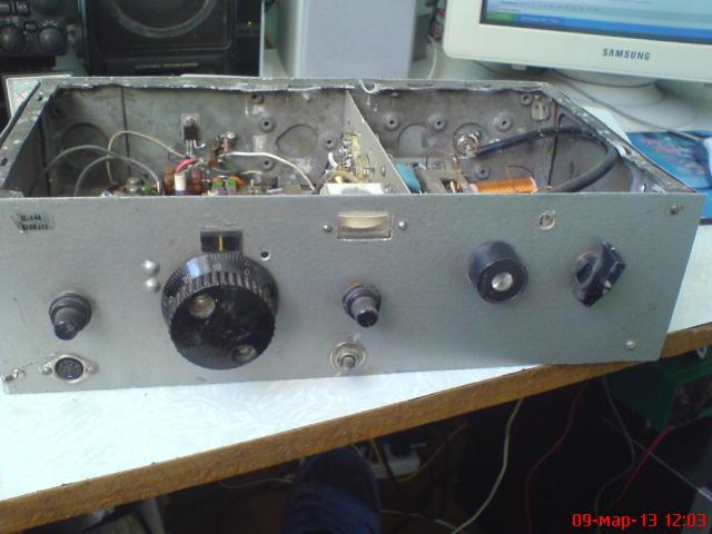 230,лампа 6П15,антенна IV