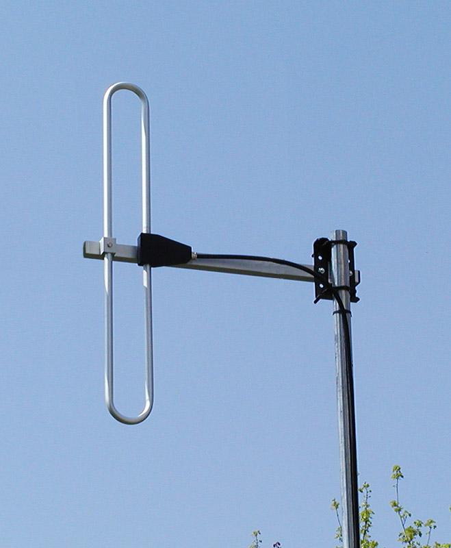 Антенну диполь