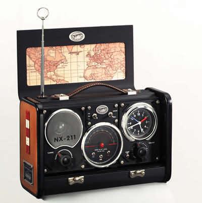 Как сделать ретро радиоприемник
