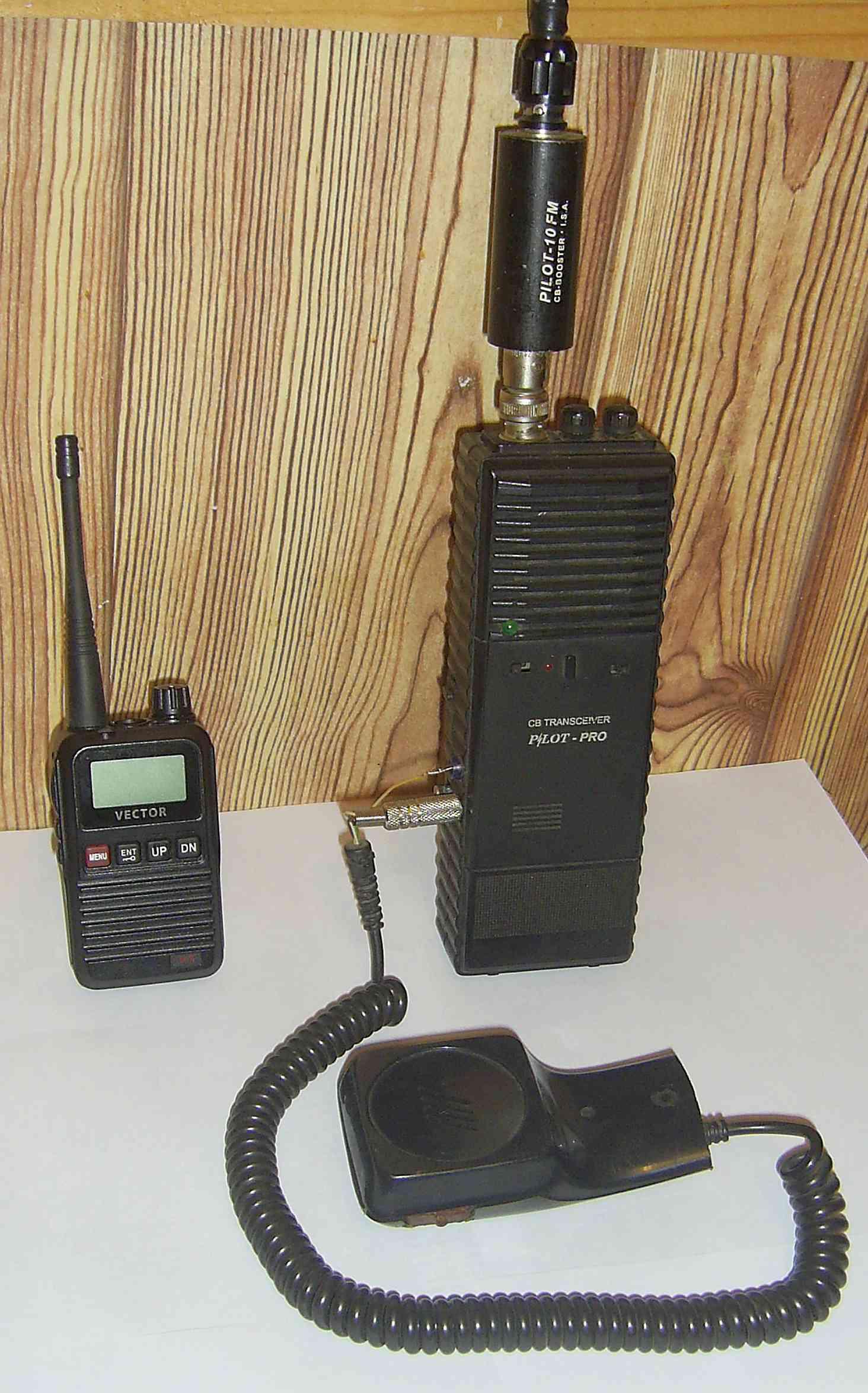 схема миниатюрной радиостанции