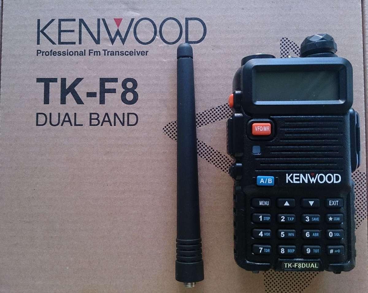 инструкция на kenwood th-f8