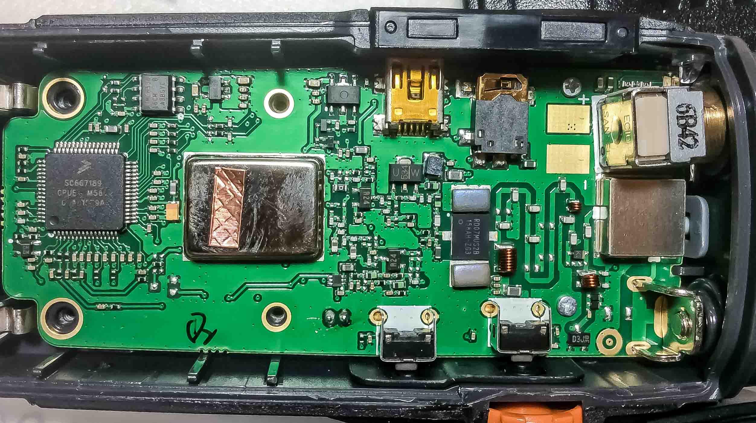 Hytera TC-320 как раскрыть PMR 446MГц?