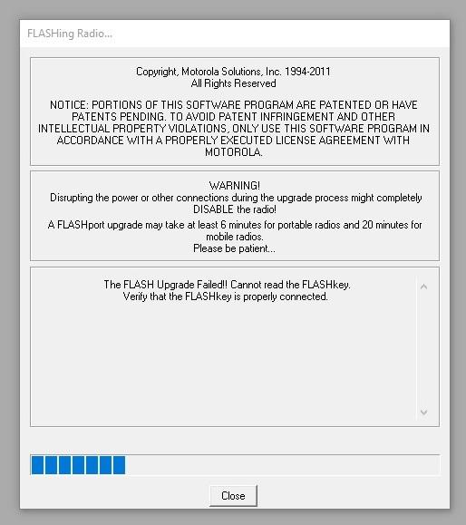 Вопросы по Motorola серий XTS, XTL, ASTRO, SPECTRA - Страница 48