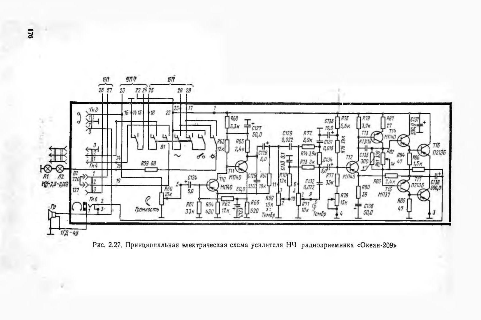 ОКЕАН 214 СХЕМА ЭЛЕКТРИЧЕСКАЯ ПРИНЦИПИАЛЬНАЯ СКАЧАТЬ БЕСПЛАТНО